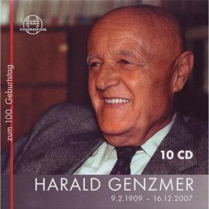 Harald Genzmer: Zum 100. Geburtstag アーティスト写真