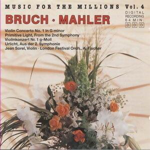 Bruch-Mahler 歌手頭像