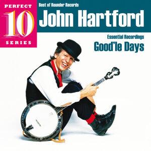 John Hartford 歌手頭像