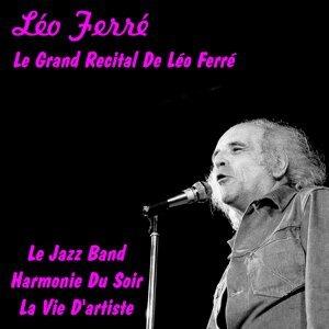 Léo Ferré アーティスト写真