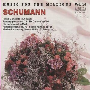 Schumann (舒曼) 歌手頭像