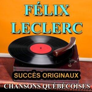 Félix Leclerc 歌手頭像