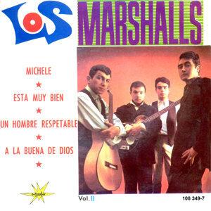 Los Marshalls 歌手頭像