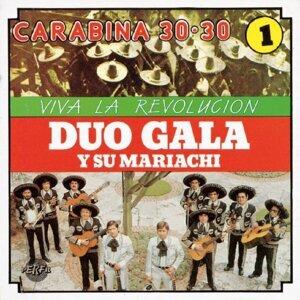 Duo Gala Y Su Mariachi 歌手頭像