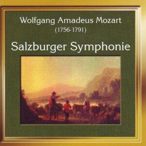 Wolfgang Amadeus Mozart: Salzburger Symphonie 歌手頭像
