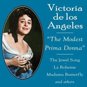 Victoria De Los Angeles (安赫莉絲) 歌手頭像