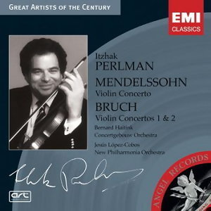 Itzhak Perlman/Royal Concertgebouw Orchestra/Bernard Haitink/New Philharmonia Orchestra/Jesus Lopez-Cobos アーティスト写真