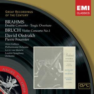 David Oistrakh/Pierre Fournier/Philharmonia Orchestra/Alceo Galliera/London Symphony Orchestra/Lovro von Matacic 歌手頭像