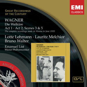 Lotte Lehmann/Lauritz Melchior/Emanuel List/Ella Flesch/Alfred Jerger/Wiener Philharmoniker/Bruno Walter 歌手頭像