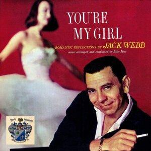 Jack Webb 歌手頭像