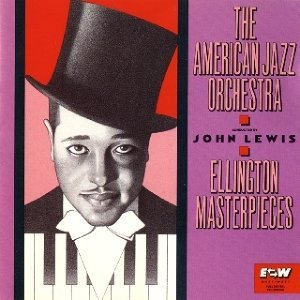 American Jazz Orchestra with John Lewis アーティスト写真