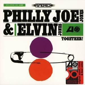 Philly Joe Jones & Elvis Jones 歌手頭像