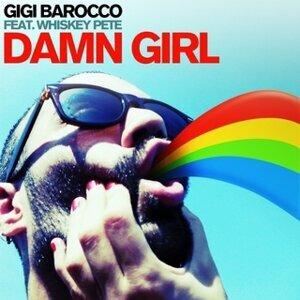 Gigi Barocco feat. Whiskey Pete アーティスト写真