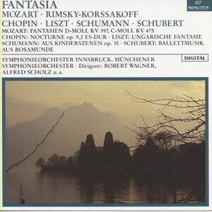 Mozart - Rimsky Korssakoff - Chopin - Liszt - Schumann - Schubert 歌手頭像