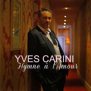 Yves Carini Artist photo