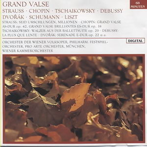 Strauss - Chopin - Tschaikowsky - Debussy Dvorak - Schumann - Liszt 歌手頭像