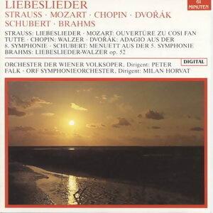 Strauss - Mozart - Chopin - Dvorak Schubert - Brahms 歌手頭像