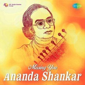 Ananda Shankar 歌手頭像