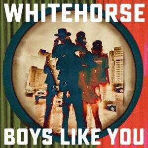 Whitehorse 歌手頭像