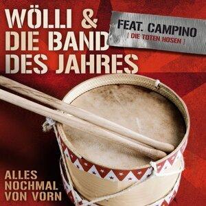 Wölli und die Band des Jahres