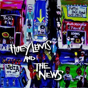 Huey Lewis And The News (休路易斯與新聞合唱團) 歌手頭像