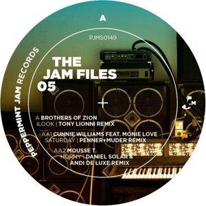 The Jam Files 05 歌手頭像