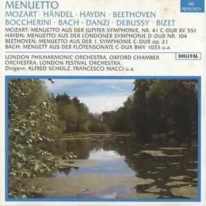 Mozart - Handel - Haydn - Beethoven - Bocherini - Bach - Danzi - Debussy - Bizet 歌手頭像