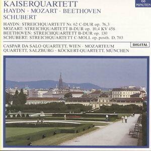 Haydn - Mozart - Beethoven - Schubert 歌手頭像