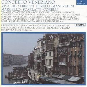 Vivaldi - Albinoni - Torelli - Manfredini - Marcello - Scarlatti - Corelli 歌手頭像
