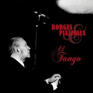 Jorge Luis Borges, Astor Piazzolla アーティスト写真