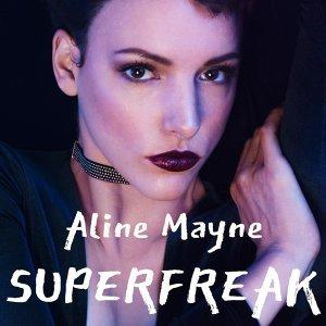 Aline Mayne Artist photo