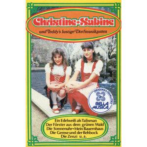 Christine & Sabine und Teddys Lustige Dorfmusikanten 歌手頭像