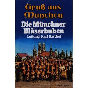 Franzl Obermeier und seine Blasmusik