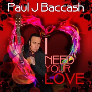 Paul J Baccash Artist photo