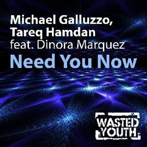 Michael Galluzzo, Tareq Hamdan feat. Dinora Marquez 歌手頭像
