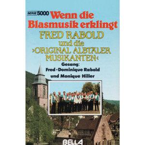 Fred Rabold und seine Originalen Albtäler Musikanten 歌手頭像
