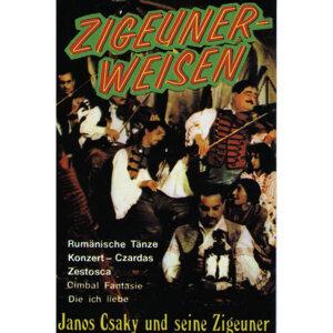 Janos Csaky und seine Zigeuner 歌手頭像