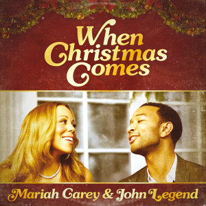 Mariah Carey&John Legend アーティスト写真