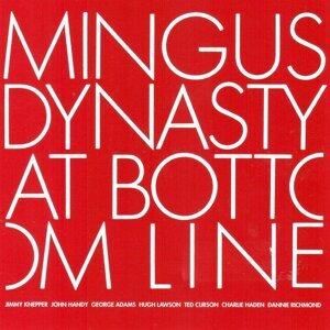 Mingus Dynasty (明格斯朝代樂團) 歌手頭像