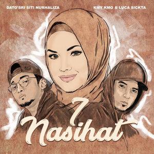 Dato' Sri Siti Nurhaliza, Kmy Kmo, Luca Sickta