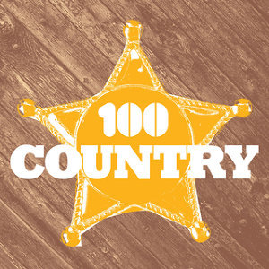 100 Country 歌手頭像
