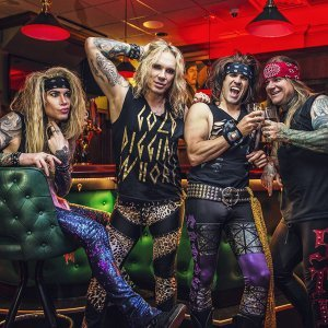 Steel Panther (鋼豹合唱團) 歌手頭像