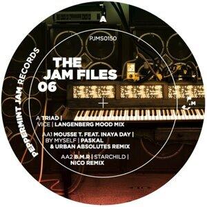 The Jam Files 06 歌手頭像