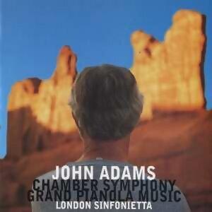 John Adams/London Sinfonietta 歌手頭像