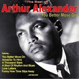 Arthur Alexander 歌手頭像