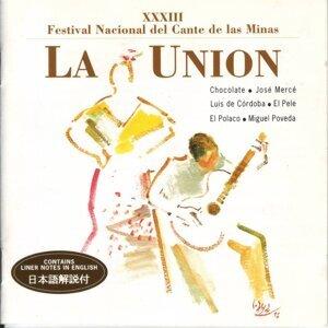 XXXIII Festival Nacional Del Cante De Las Minas - La Unión 歌手頭像