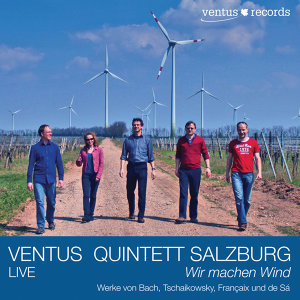 Ventus Quintett Salzburg 歌手頭像