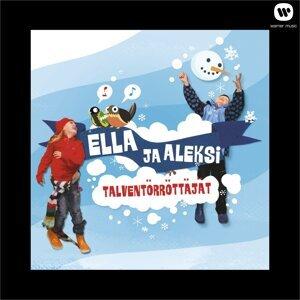 Ella ja Aleksi 歌手頭像