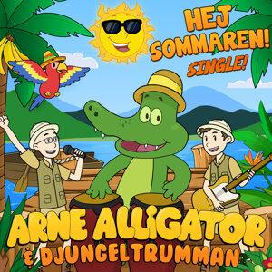 Arne Alligator & Djungeltrumman 歌手頭像