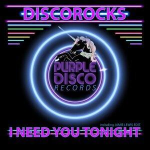 DiscoRocks アーティスト写真